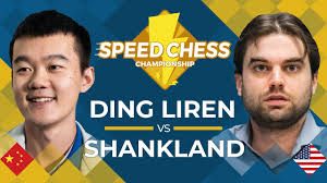 Ding <b>Liren</b> vs Sam Shankland: <b>2019</b> Speed Chess Championship ...