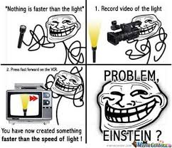 Faster Than Light Memes. Best Collection of Funny Faster Than ... via Relatably.com