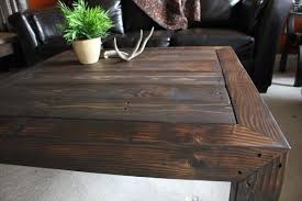diy pallet coffee table build your own rustic furniture
