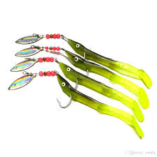 50pcs jig head soft bait 4 5cm silicone worm shad vivid grubs wobblers fishing lure pesca artificial lures