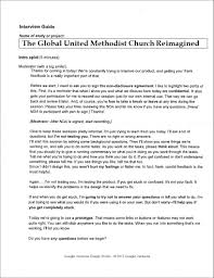 user testing setup and interviews middot the global united methodist example