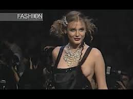 <b>SONIA RYKIEL Spring Summer</b> 1995 Paris - Fashion Channel ...