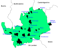 Hertfordshire Property Market