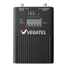<b>Репитер VEGATEL VT2-3G/4G</b> для усиления сигнала сотовой ...