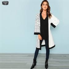 High Neck Women's Trench Coats | Women's Outerwear & Coats ...