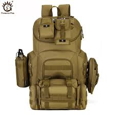 <b>40L Military Tactical Backpack</b> Waterproof Molle Assault Pack ...