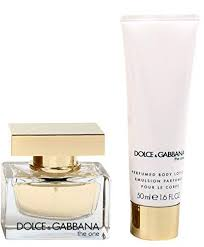 <b>Dolce & Gabbana The One Female</b> Giftset contains EDP Spray 30 ...