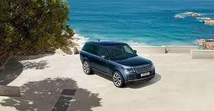Range Rover обзавёлся несколькими спецверсиями — Motor
