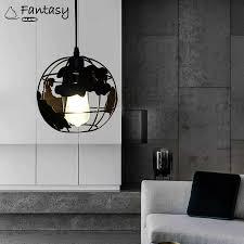 <b>Fantasy Island</b> E27 Earth Chandelier Home Study Table Creative Art ...