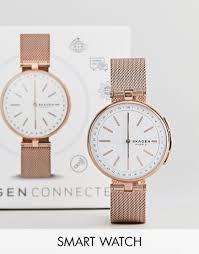 Купить <b>женские</b> наручные <b>часы Skagen</b> Denmark в интернет ...