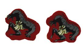 The Spectacular Spider-Man Pouncing <b>Venom</b> Red/White Erasers ...