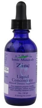 Купить Eidon <b>Ionic Minerals Цинк</b> жидкий концентрат - 2 унции ...