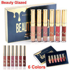 Купить Оптом Beauty <b>Glazed Lip</b> Gloss Birthday Edition Матовая ...