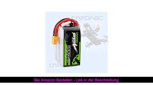<b>OVONIC 2 Pack 22.2V</b> 1550mAh 6S 100C XT60 Connector lipo ...