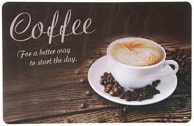 """<b>Подставка под горячее</b> Kesper """"<b>Кофе</b>"""", цвет: коричневый, 43,5 х ..."""