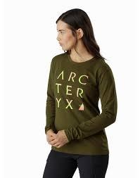 <b>Футболка Arcteryx Cluster</b> Long-Sleeved женская - купить в ...