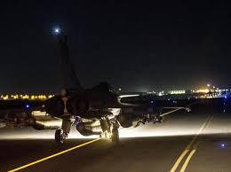 Risultati immagini per raid aereo francese