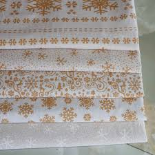 <b>Christmas</b> cotton linen fabric 100*150cm <b>snowflake Elk</b> linen fabric ...