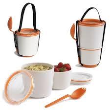 <b>Ланч</b>-<b>бокс Lunch Pot</b> оранжевый, <b>Black</b>+<b>Blum</b>