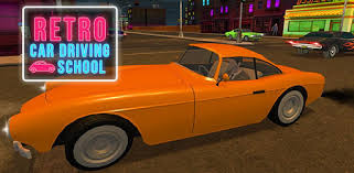 <b>Retro Car</b> Driving School: Real Car simulator 2019 - Apps on ...
