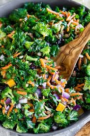 Easy <b>Kale Salad with</b> Fresh Lemon Dressing - Spend With Pennies