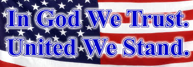 Image result for in god we trust