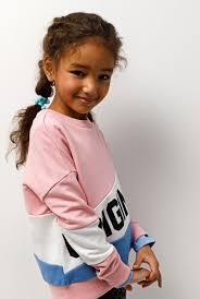 <b>Свитшот</b> детский ACOOLA для девочек <b>Sonia</b> ассорти