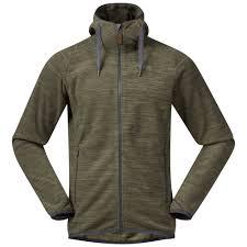 <b>Куртка</b> из флиса <b>Bergans Hareid Fleece Jacket</b>   День сурка