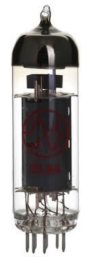 Деталь усилителя <b>JJ Electronic</b> EL84JJ <b>Лампа</b>, цена 690 руб ...