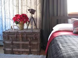 hip bedroom design plaid this eclectic room with vintage pieces looks quite masculine