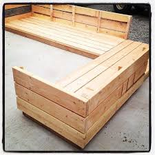 patio furniture sectional ideas: ana white build a platform outdoor sectional free and easy diy project and furniture