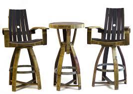 san diego wine barrel furniture arched napa valley wine barrel