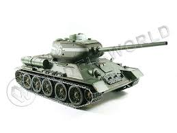 <b>Радиоуправляемый танк Taigen</b> T-34/85 2.4GHz с пневмопушкой ...