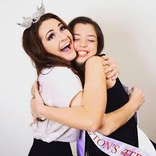 miss lawton miss lawton s outstanding teen home facebook image contain 2 people people smiling