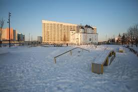 <b>Скейт</b>-парк, Ходынское поле, Москва — ParkSeason