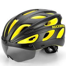 <b>rockbros</b> bike magnetic helmet <b>sunglasses bicycle helmet</b> cycling ...