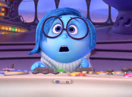 Image result for tristeza inside out riendo