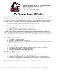 Monster Resume Examples  monster resume objective sample for part
