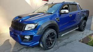 Ford Ranger Body <b>Styling</b> Raptor kit fitment specialist Ranger ...
