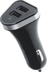 <b>QUMO Auto</b> Energy 4A, Black автомобильное <b>зарядное устройство</b>
