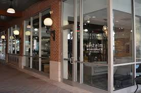 west elm office furniture. the 5000squarefoot showroom opened in centro ybor west elm workspace office furniture