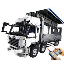 Радиоуправляемый <b>конструктор Lepin 23008</b> Wing Body Truck ...