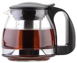 Купить WALMER <b>Заварочный чайник Aster</b> 0,7 л черный по ...