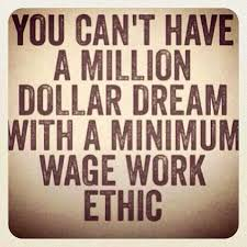 Work Ethic | Quotes and such | Pinterest | Work Ethic ...