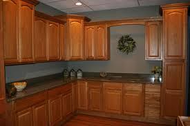 wall color ideas oak:  kitchen gorgeous honey oak cabinets paint colors and kitchen paint colors on pinterest images of