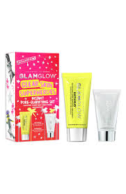 <b>GLAMGLOW</b>® <b>Clear Skin</b> Superheroes Instant Pore-Clarifying Set ...