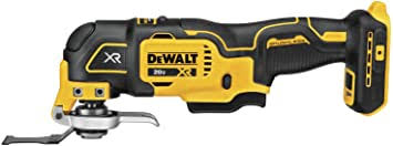 DEWALT <b>20V</b> MAX XR <b>Oscillating Multi-Tool</b>, Variable Speed, Tool ...