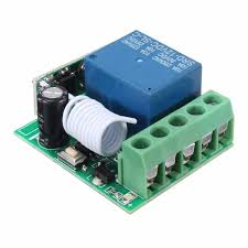Other Smart Home UK 12V 10A 1CH RF <b>315MHz Wireless</b> Remote ...