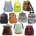 Рюкзаки для подростков модные в школу
