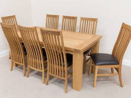 table chairs oak gallery